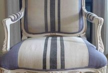 Chairs / Fabric & Style