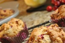 GF Cranberry Recipes / by Heather