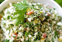 Recette salade été