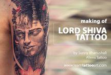 Online Tattoo Learning Program / Tattoo tutorials and tattoo learning material