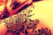 mendhi designs (henna)