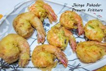 SeaFood / Delightful and mouth-watering seafood treats comprising of delicious starters and delectable Indian authentic recipes!!!
