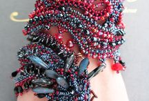 beaded dragons