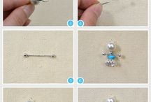 Beadwork : anything you can make using beads