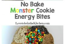 no bake energy bisquites