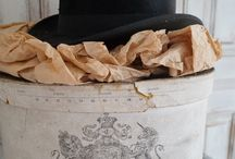 Hat Boxes... / Beautiful for Decorate...