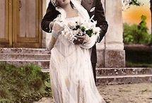 1920 talls bryllup