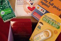 Influenster TLC Vox Box 2014 / Thank you Influenster for my Free TLC Vox box