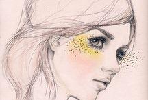 Drawing&Painting / by Yuliya Shora