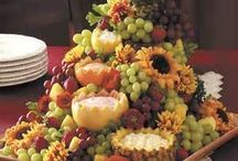 Party food ideas / by Cindy Cypert