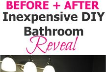 Luxury Baths / We all know bathrooms and Kitchens sell homes, don't let an ugly bathroom keep you from buying that house, get inspired to renovate and renew.