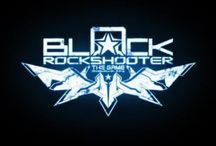Black Rock Shooter / Black★Rock Shooter is a Japanese media franchise based on characters created by illustrator Ryohei Fuke also known as Huke.