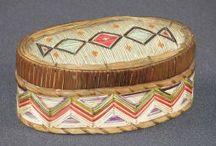America's First Nations - Baskets, Art + / Baskets, art