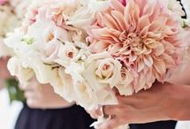 Bridal Bouquets / Find the perfect bridal bouquet, bridesmaid bouquets and flower girl bouquets. Happy flowers!!