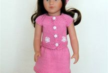 Одежда для кукол Marie Kruse Stylista