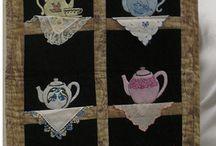 morning tea quilt ideas