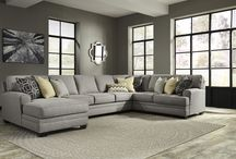 Sectionals / Some of the beautiful sectionals available for your home!