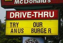 McDonalds fails