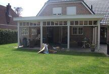 veranda's en overkappingen