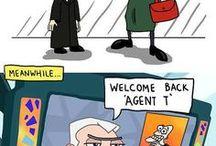 Harry Potter / I gotta get back to Hogwarts!