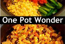 Foodie - One Pot Wonders
