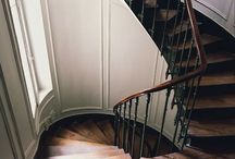 Horton Hall, Stairs & Landings