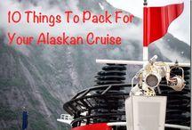Cruisin' to Alaska!!