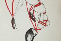 My drawings / https://www.instagram.com/musca92/