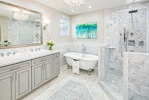 Bathroom Renovation Pin-spiration / Get inspired for your next renovation - Bathroom Design Ideas