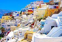 En güzel Yunan adaları / Beyaz badanalı ve mavi panjurlu kübik evleri, yemyeşil tepeleri, tepeleri süsleyen yel değirmenleri, begonvilli sokakları, masmavi berrak denizi, mezeleri, tavernaları, kıpır kıpır müziği, neşeli insanları ile Yunan adaları…
