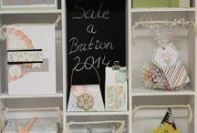Sale-a-Bration 2014 Meine Projekte mit Stampin' Up! / Unabhängige Stampin' Up! Demonstratorin