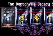 Newsletter / All the latest news for the world of Dantonville - including sneak peeks of new releases, deleted scenes, giveaways and sales.