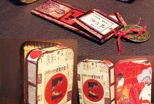 Miniature shrines