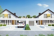 HomeKONCEPT 2 B | Projekt domu / HomeKONCEPT 2 B to wersja bliźniacza kultowego projektu domu jednorodzinnego HomeKONCEPT 2.