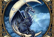 Dragons, Fairies, Elves & magical creatures / My favourite creatures of the mythical dimension.