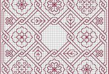 biscornu - wzory