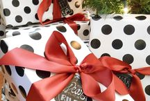 Christmas Gift Wrapping / Ideas to Try