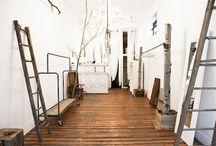 Store interior / Interior