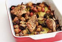 Weekday dinner ideas