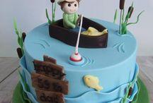 fisherman cake ideas