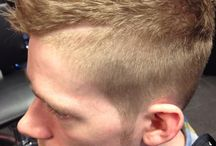 Hairstyle mannen