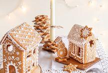 Lebkuchen Houses