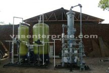 Demineralization plant manufacturer & supplier | DM plant in India