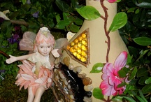 Fairies and Flowers / by Marie Sheraden