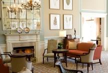 Luxury Living room PK / by fleur Martin