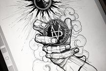 Budu tattoo