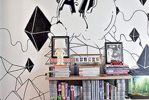 Grafites em casa