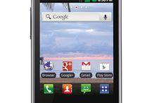 Straight Talk Huawei H883g Windows Prepaid Smartphone Picture