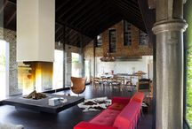 Interesting interiors / by Dianna A