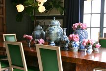 Home Decor - Dining / by Fabric Paper Glue